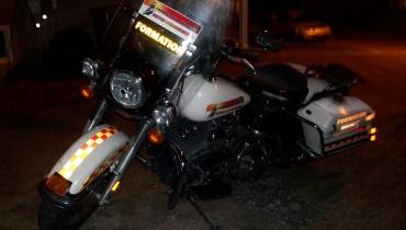 Ici, il sera possible de lire des études précises sur certains mythes au niveau des freinages, comme celui du motocycliste qui freine du frein avant et qui «passe par-dessus le […]